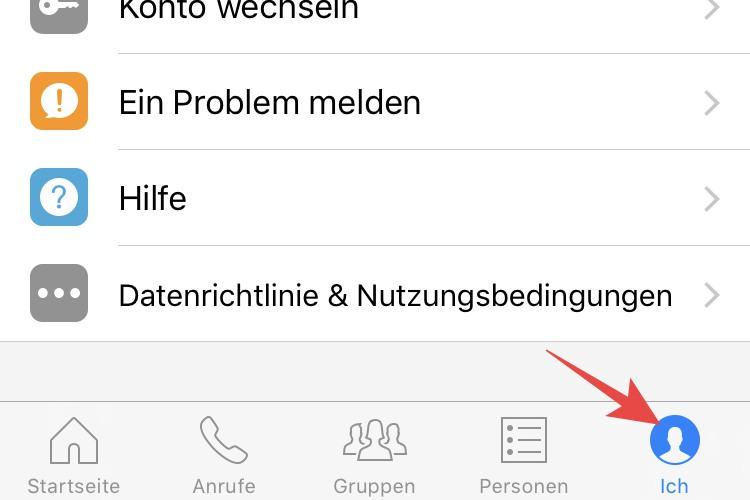Verschlüsselten Facebook-Chat auf dem iPhone aktivieren