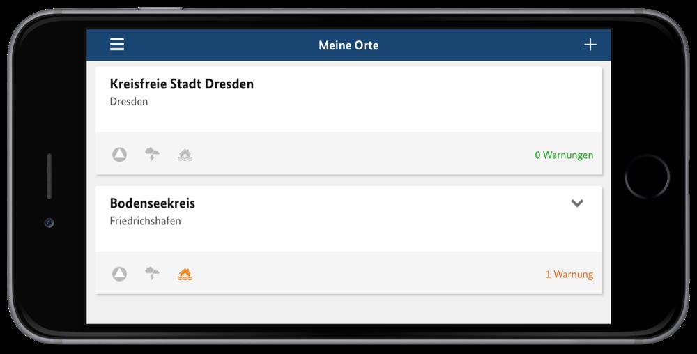 In dieser App-Beschreibung erfahren Sie, was die Warn-App NINA kann.