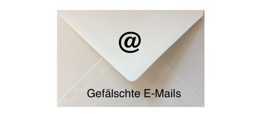 In diesem Artikel erfahren Sie, woran Sie eine gefälschte E-Mail erkennen.