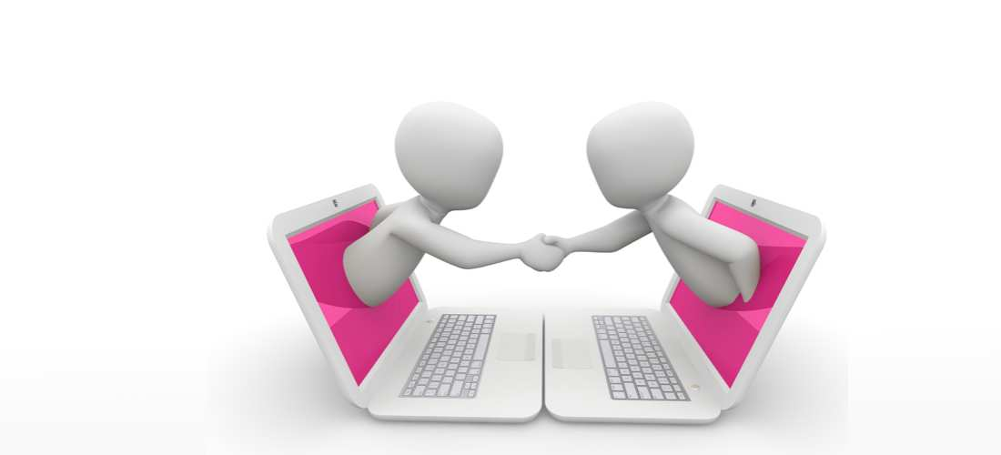 Online dating instant chat