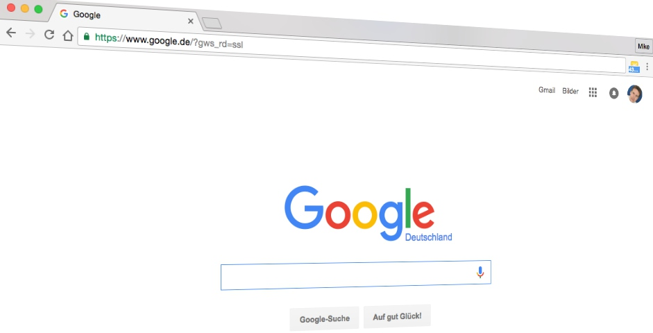 Chrome: Google kennzeichnet sichere HTTPS-Webseiten