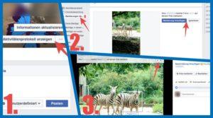 In diesem Artikel erfahren Sie, wie Sie die Facebook-Markierungen überprüfen und verwalten.