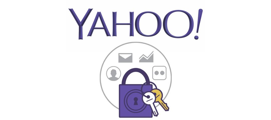 Yahoo-Bestaetigung in zwei Schritten