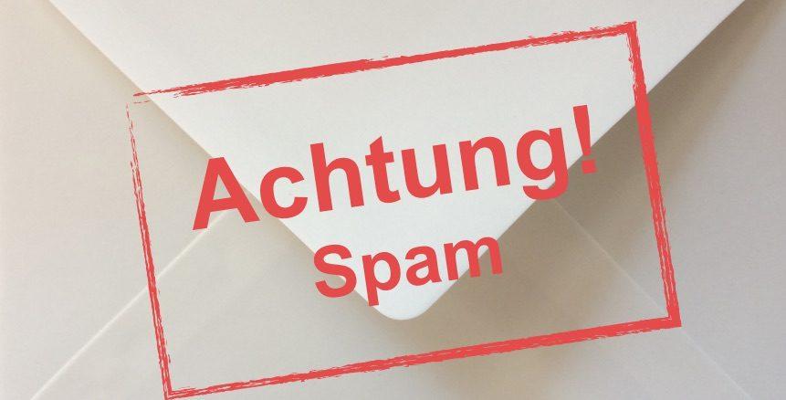 Als Mahnung getarnte Spam-Mails im Umlauf