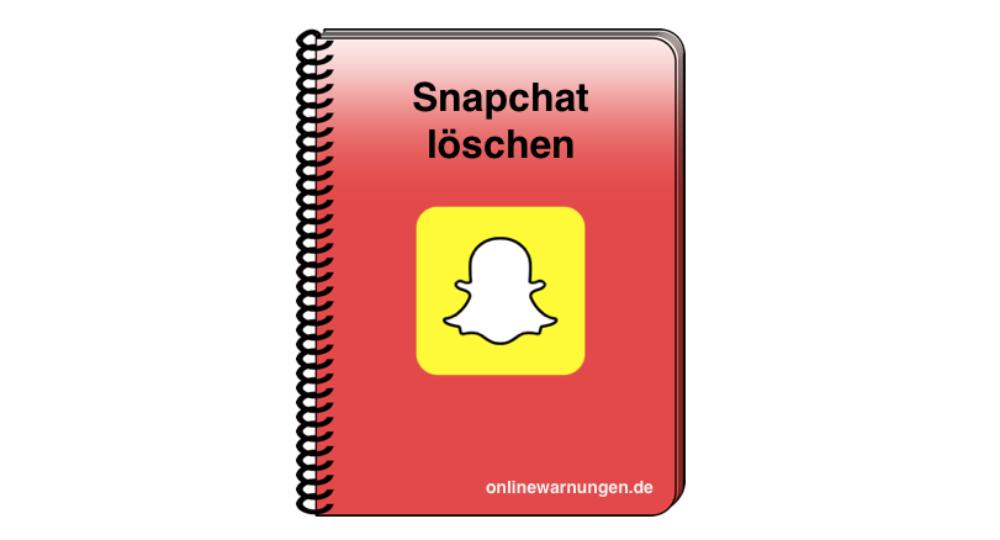 Snapchat löschen: Konto deaktivieren und löschen