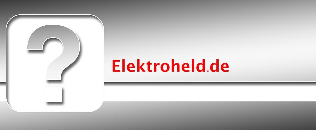 Elektroheld.de: Wie seriös ist der Onlineshop?