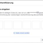 FB zweistufige Authentifizierung Bild 6