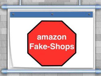 Fake Shops bei Amazon