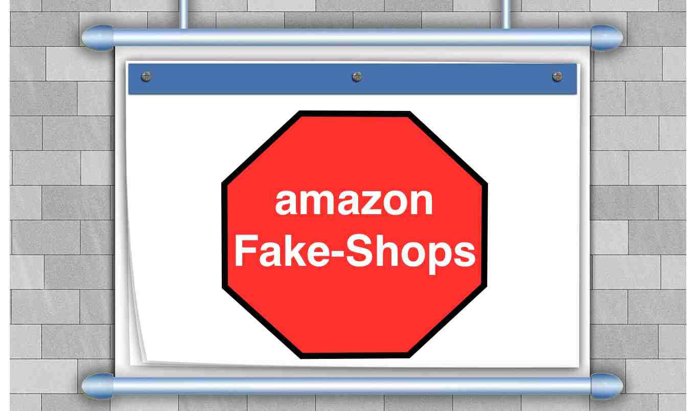 Fake Shops bei Amazon