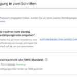 Google-Konto 09