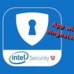 Intel Security File Protect: McAfee stellt App ein