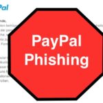 Paypal Phishing Nachricht