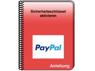 PayPal Zwei-Faktor-Authentifizierung