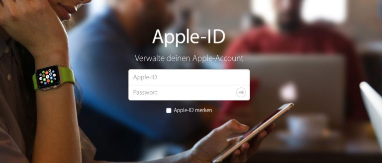 Phishing Apple-ID