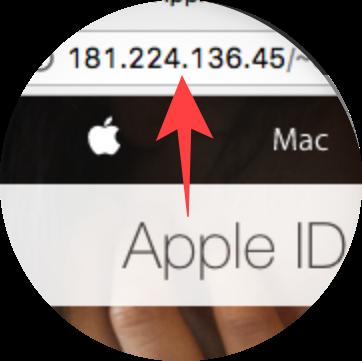 Phishing URL