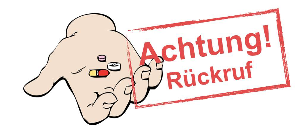 Rückruf Antibabypille: Drei Präparate betroffen