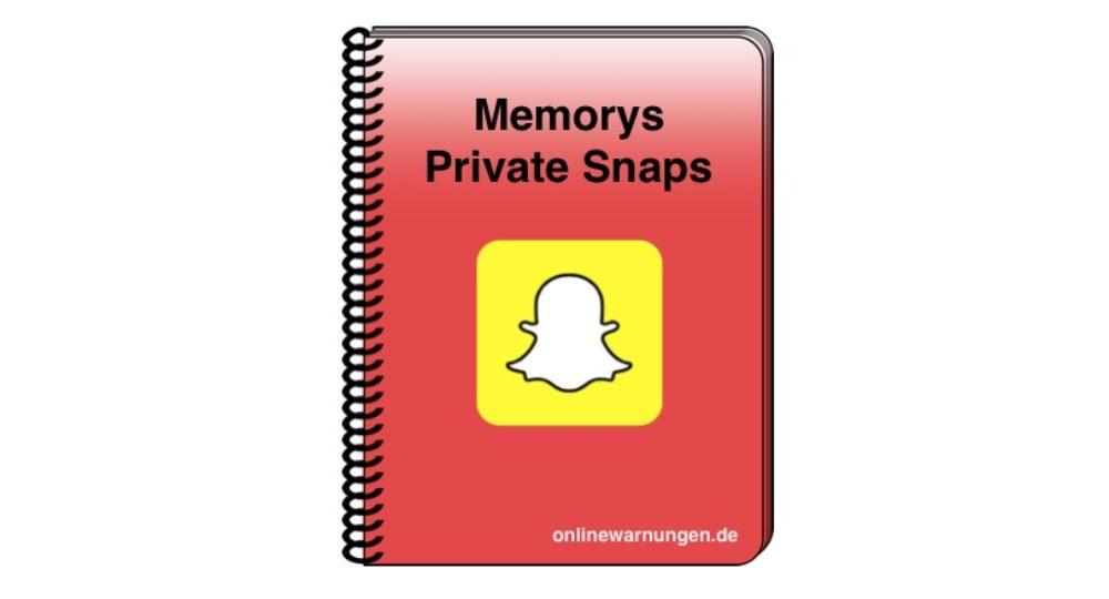 Snapchat: Memorys mit Passwort schützen