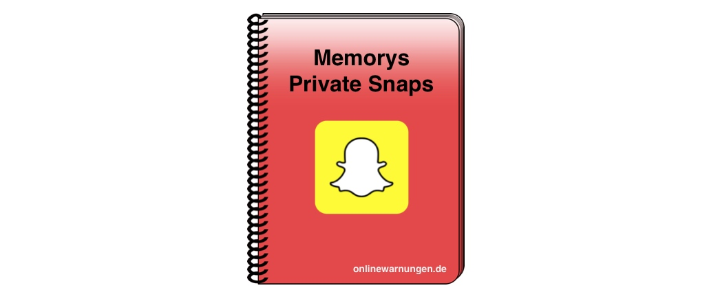 Snapchat Private Memorys Passwort