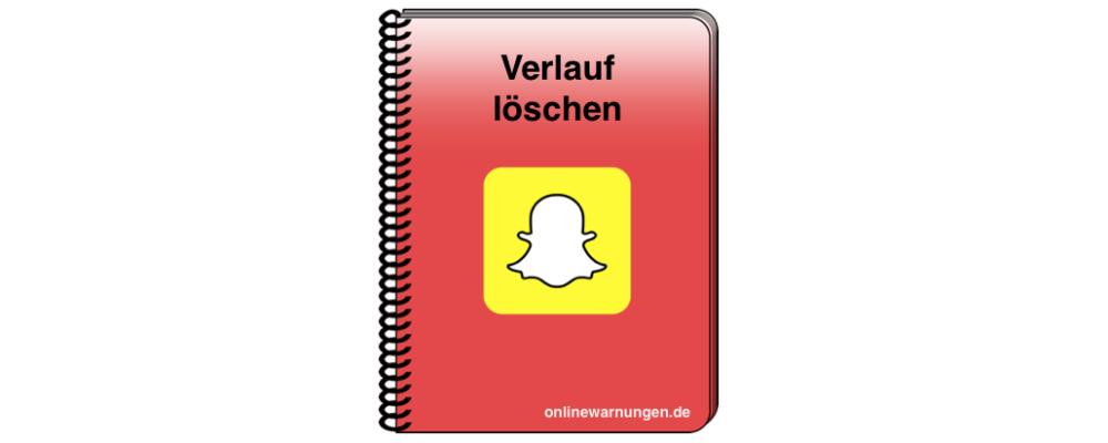 Snapchat Verlauf löschen: Konversationen und Snaps