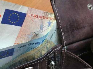 Trickdiebstahl mit Wechselgeld