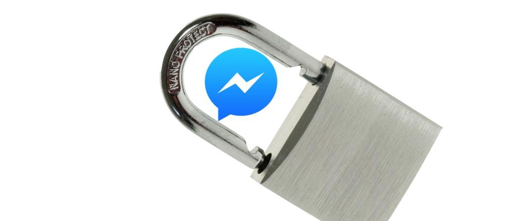 Verschlüsselter Facebook-Chat