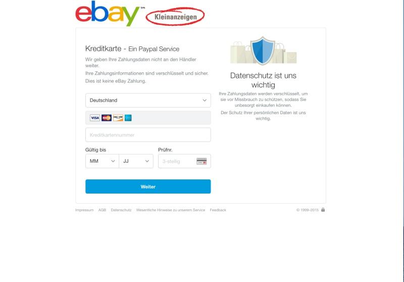 Ebay Kleinanzeigen Sms