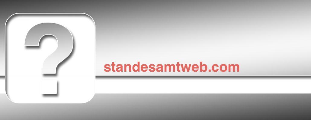 standesamtweb.com ist ein Fakeshop – Ihre Erfahrungen