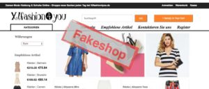 xlfashion4you de Onlineshop Fakeshop Warnung