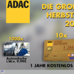 ADAC Herbstlotterie Gewinnspiel Fake