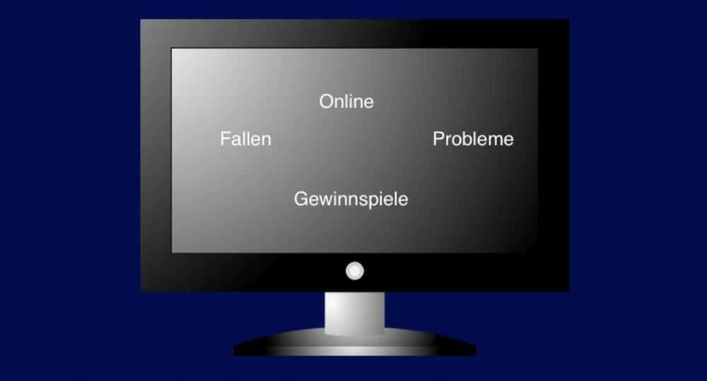 Gewinnspiele online: Fallen und Probleme einfach erklärt