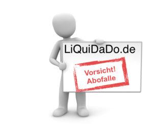 LiQuiDaDo.de: Kleinanzeigenmarkt mit Abofalle