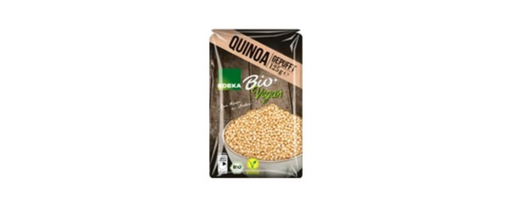 Marktkauf und Edeka Rückruf: Quinoa gepufft