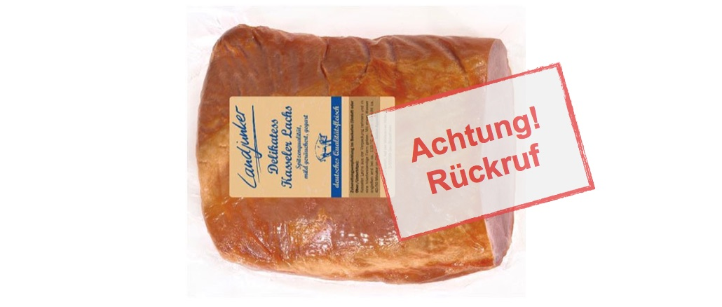 Lidl Ruft Landjunker Delikatess Kasseler Lachsstück Zurück