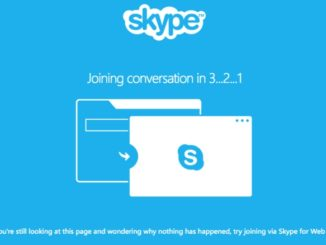 Skype anonyme Chats