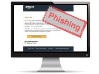 Vorsicht Betrug: Amazon-E-Mail zur eIDAS-Verordnung
