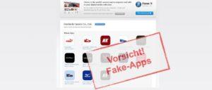 Warnung: Shopping-Apps können eine Falle sein