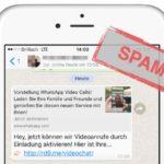 WhatsApp Betrug: Hey, jetzt können wir Videoanrufe durch Einladung aktivieren!