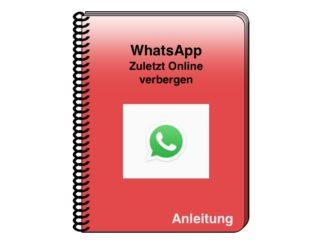 WhatsApp: Zuletzt online verbergen - einfach erklärt