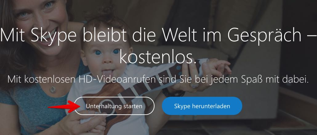 Anonymer Skype Chat 1