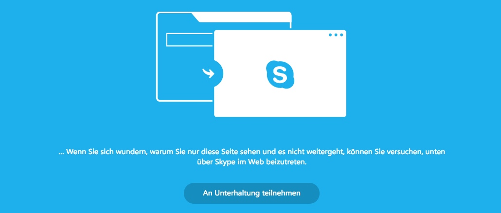 Anonymer Skype Chat 4
