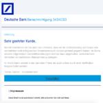 2016-12-22-Deutsche Bank Login Versuch