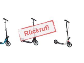 Decathlon ruft den City-Roller Oxelo zurück