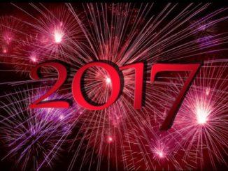 Einen guten Rutsch und ein gesundes und erfolgreiches Neues Jahr 2017
