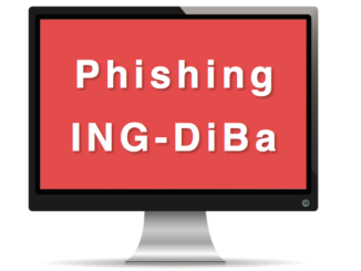 Phishing ING-DiBa Symbolbild