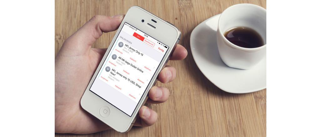 iCloud-Spam: Unerwünschte Kalendereinträge einfach löschen