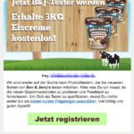 2017-01-22 Ben und Jerry Testaktion