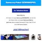 2017-02-07 Samsung Gewinnspiel-Paket