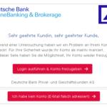 2017-02-12 Deutsche Bank Phishing-Mail