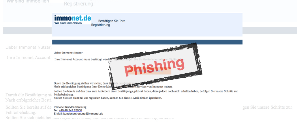 2017-07-28 immonet.de Phishing