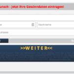 Amazon Umfrage Gutschein 750 Euro